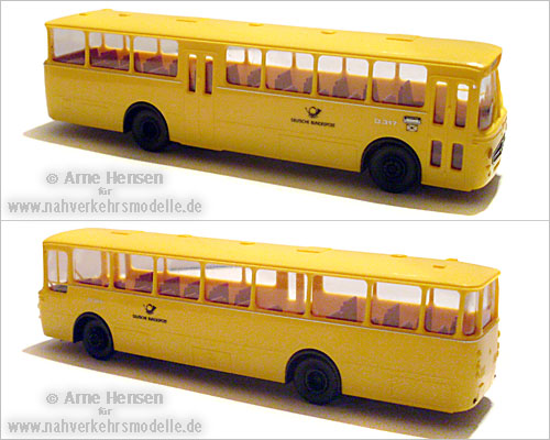 Brekina MB O317 Deutsche Post