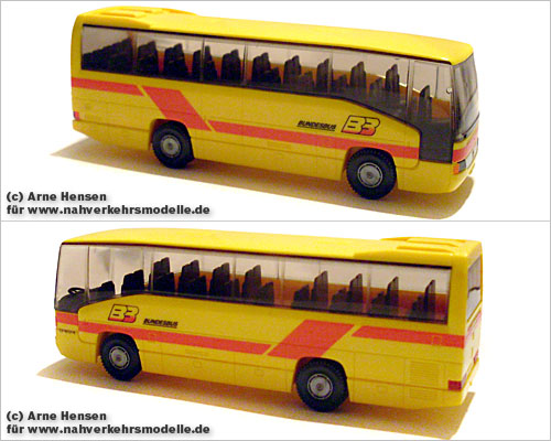 Wiking MB O404 Bundesbus BB Austria