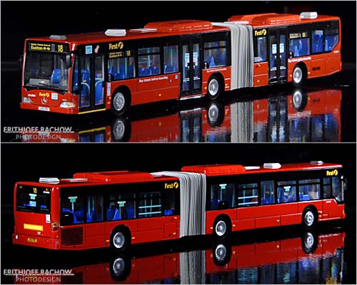 Creativ Master NorthcordCitaro G First London Modellbus