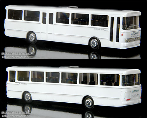 Autokraft Setra S140 ES weiss neutral