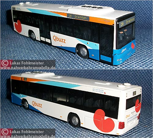 Wiking MAN Lions City Low Entry  Modellbus Busmodell Modellbusse Busmodelle