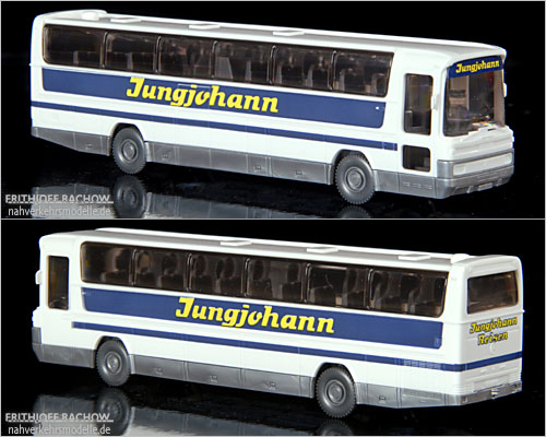 Junghohan MB O303 RHD Busmodell Wiking